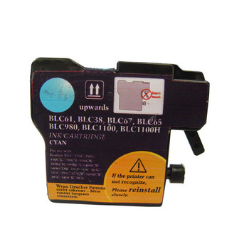 BROTHER [5 Star] LC38 LC67 Cyan Compatible Inkjet Cartridge