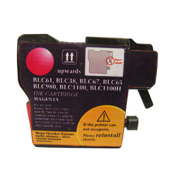 BROTHER [5 Star] LC38 LC67 Magenta Compatible Inkjet Cartridge