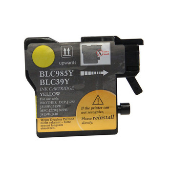 BROTHER [5 Star] LC39 Compatible Yellow Cartridge