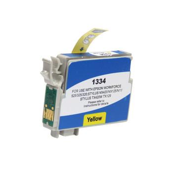 EPSON [5 Star] T1334 (133) Pigment Yellow Compatible Inkjet Cartridge