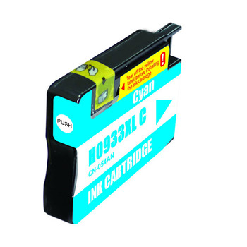 HP Compatible [5 Star] 933XL Cyan Compatible Cartridge with Chip