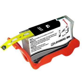 LEXMARK [5 Star] 100XL Black Compatible Inkjet Cartridge