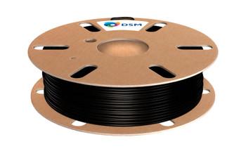 PETP 3D Printer Filament Arnite® ID 3040 (PETP) 1.75mm 500 gram Black (175AT3040-BLCK-0500)