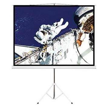 Brateck 65' (1.45m x 0.81m) Tripod Portable Projector Screen (16:9 ratio) Black
