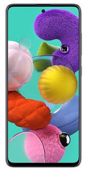 Samsung Galaxy A51 128GB Black - 6.5' Screen Size, Octa Core Processor, Quad Camera, 128GB Inbuilt Memory exp to 512GB Via MicroSD Card, Fast Charging