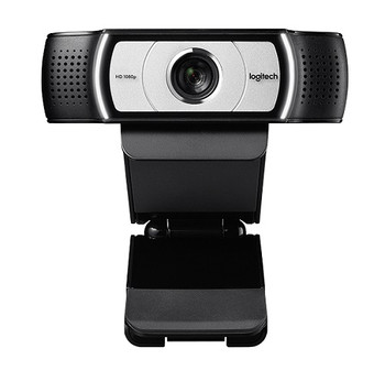 Logitech C930c Full HD 1080p Webcam-1920x1080,90 Degree Field View,Privacy Shutter,Tripod Ready,Ideal for Skype,Teams,ZoomNotebookPC-Chinese Version