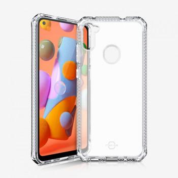 ITSKINS Spectrum 2M Drop Case - Samsung A11 Clear / Transparent