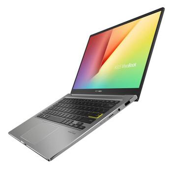 Asus VivoBook S13 13.3' FHD I7-1065G7 8GB 512GB SSD WIN10 PRO UHDGraphics Backlit 3CELL 1.2kg W10P Notebook (Indie Black) (S333JA-EG013R)
