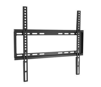 Brateck Economy Ultra Slim Fixed TV Wall Mount for 32'-55' LED, 3D LED, LCD TVs up to 35kgs Slim profile of 19mm from wall