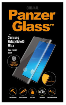 PANZER SAMSUNG NOTE20 ULTRA EDGE TO EDGE GLASS SCREEN PROTECTOR