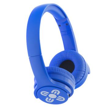 MOKI Brites Bluetooth Headphones Blue
