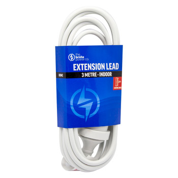 THE BRUTE POWER CO. Extension Lead - 3 Metre