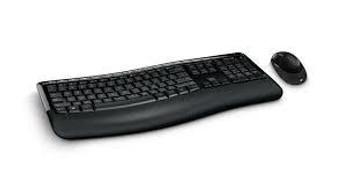 MICROSOFT Wireless Comfort Desktop 5050 USB, Retail Pack