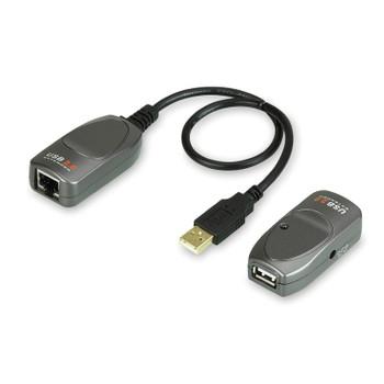 ATEN 1 Port USB 2.0 Over Cat5 Extender (up to 60m)