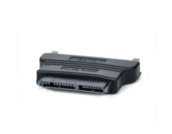 8WARE 22-Pin Female to 16-Pin Micro SATA Female Adapter