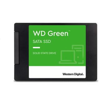 WESTERN DIGITAL Digital WD Green 1TB 2.5' SATA SSD 545R/430W MB/s 80TBW 3D NAND 7mm s