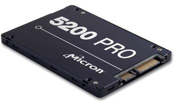 MICRON (CRUCIAL) 5200 PRO 960GB 2.5' SATA3 6Gbps 2DWPD SSD 3D TLC NAND 540R/520W MB/s 95K/32K IOPS 7mm Server Data Centre 3 Mil hrs Crucial LS