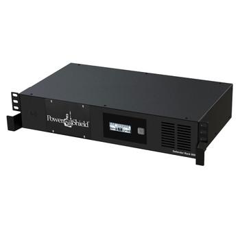 POWERSHIELD Defender Rackmount 800VA / 480W UPS ,Line Interative Simulated Sine Wave Perfect for Shallow Racks, Compact Model