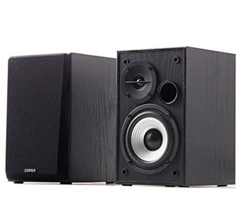EDIFIER R980T Powered 2.0 Bookshelf Speakers - Studio-Quality Sound with Dual RCA Input Suitable for Desktops, Laptops, TV, Record Players and More