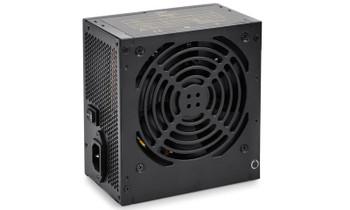 DEEPCOOL DE-600 V2 High Efficiency Gaming True 450W Power Supply Unit 120mm PWM Fan, 160-264V AC