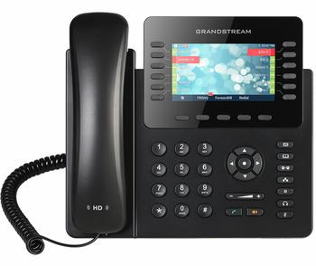 GRANDSTREAM GXP2170 12 Line IP Phone, 6 SIP Accounts, 480x272 Colour Screen, HD Audio, Build In Bluetooth, Powerable Via POE