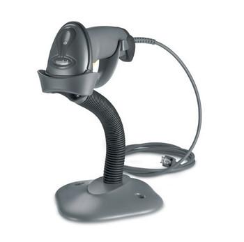 ZEBRA Symbol LS2208 Handheld Barcode Scanner, USB, RS232, Black