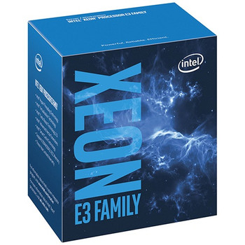 INTEL E3-1245v6 Quad Core Xeon 3.7 Ghz P630 LGA1151 8M Cache - SERVER BUILDS ONLY
