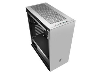 DEEPCOOL MACUBE 310P WH Tempered Glass Case White USB3.0*2, 7+2 SLOTS,Mini-ITX/mATX/ATX. MESH TOP PANEL