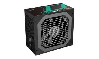 DEEPCOOL GamerStorm DQ850-M V2L Fully Modular 850W 80+ Gold Power Supply Unit (PSU), Japanese Capacitors, 10-Year Warranty