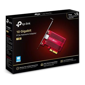 TP-LINK TX401 10 Gigabit PCI Express Network Adapter