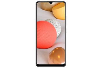 Samsung Galaxy A42 5G 128GB Prism Dot White - 6.6' HD+ Display, Dual 2.2 GHz Octa Core, 6GB RAM, Quad Camera, 15W Fast Charging, 5,000 mAh Battery