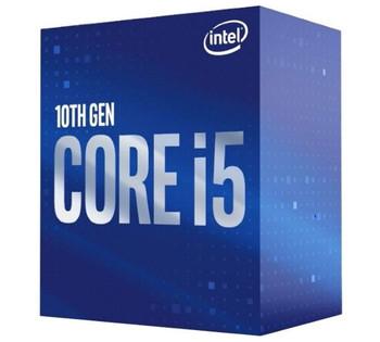 New Intel Core i5-10500 CPU 3.1GHz (4.5GHz Turbo) LGA1200 10th Gen 6-Cores 12-Threads 12MB 65W UHD Graphic 630 Retail Box 3yrs Comet Lake