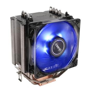 ANTEC C40 Air CPU Cooler, 92mm PWM Blue LED Fan, Intel 775, 115X, 1200, 1366. AMD: AM2(+), AM3, AM3+, AM4, FM1, FM2(+) 3 Years Warranty