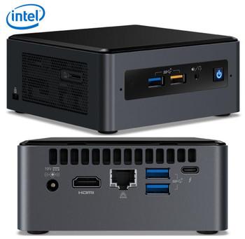 INTEL NUC mini PC i5-8259U 3.8GHz 2xDDR4 SODIMM 2.5' HDD M.2 SATA/PCIe SSD HDMI USB-C (DP1.2) 3xDisplays GbE LAN WiFi BT 6xUSB ~SYI-BOXNUC8I5BEH4