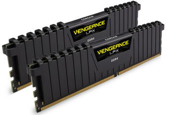 CORSAIR Vengeance LPX 32GB (2x16GB) DDR4 3600MHz C16 Desktop Gaming Memory Black
