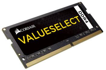 CORSAIR 8GB (1x8GB) DDR4 SODIMM 2133MHz C15 1.2V Value Select Notebook Laptop Memory RAM