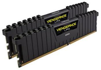 CORSAIR Vengeance LPX 32GB (2x16GB) DDR4 2666MHz C16 Desktop Gaming Memory Black