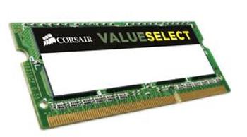 CORSAIR 8GB (1x8GB) DDR3L SODIMM 1600MHz 1.35V 9-9-9-24 204pin Notebook Memory