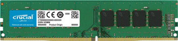 MICRON (CRUCIAL) 4GB (1x4GB) DDR4 UDIMM 2400MHz CL17 Single Stick Desktop PC Memory RAM