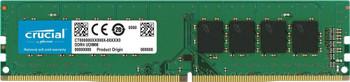 MICRON (CRUCIAL) 16GB (1x16GB) DDR4 UDIMM 2400MHz CL17 Single Stick Desktop PC Memory RAM