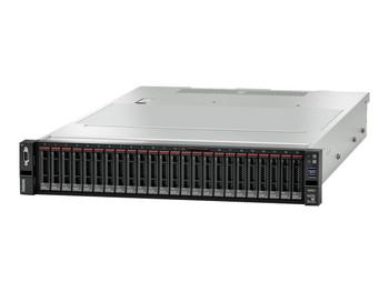 LENOVO ThinkSystem SR655 2U Rack Server, 1x AMD EPYC 7262 3.2Ghz, 1 x16GB 3200Mhz, 12 x 3.5' HS HD Bays, HW RAID 930-8i 2GB, 1x1100W, 3 Year Warranty