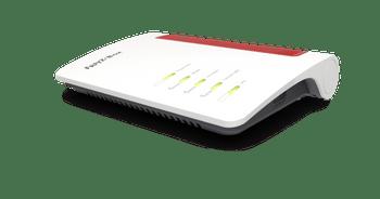 FRITZ! 7530 Dual-Band Wireless AC ADSL2+/VDSL2 Modem Router, 5.0GHz 866Mb/s & 2.4Ghz 400Mb/s, 1x Gigabit WAN Port, 4x RJ45 Gigabit LAN Ports,