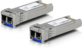 UBIQUITI UFiber SFP+ Single-Mode Module 10G 2-pack