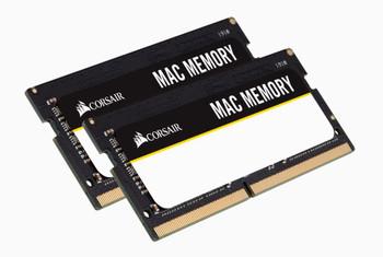 CORSAIR 64GB (2x32GB) DDR4 SODIMM 2666MHz C18 1.2V Memory for Mac Memory RAM