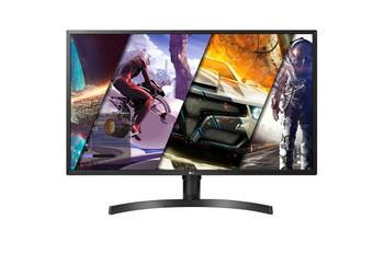 LG 32' Class UHD 4ms 4K (3840x2160) Monitor, Speakers