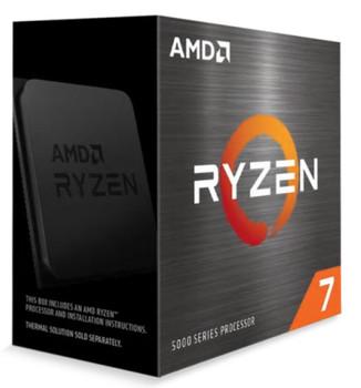 AMD-P Ryzen 7 5800X Zen 3 CPU 8C/16T TDP 105W Boost Up To 4.7GHz Base 3.8GHz Total Cache 36MB No Cooler (AMDCPU) (RYZEN5000)
