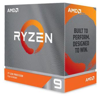 AMD-P Ryzen 9 3900XT, 12-Core/24 Threads, Max Freq 4.7GHz,70MB Cache Socket AM4 105W, No Cooler (AMDCPU)