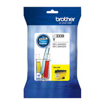 BROTHER LC3339XL Yellow Ink