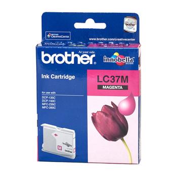 BROTHER LC37 Magenta Ink Cartridge