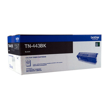 BROTHER TN443 Black Toner Cartridge